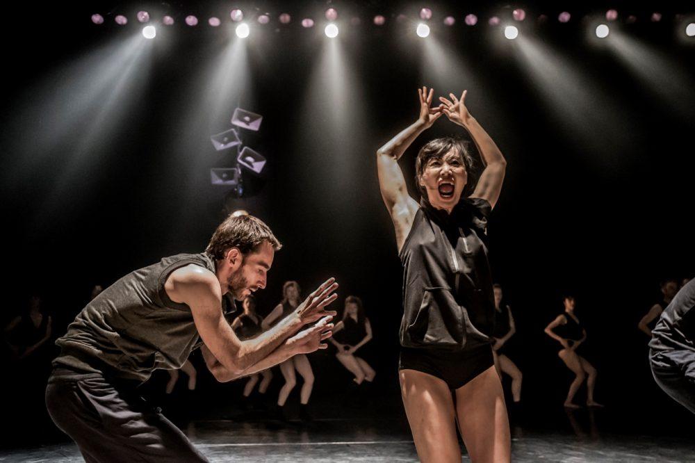 אסילום/Asylum/ כוראוגרפיה: רמי באר/ היכל אמנויות הבמה הרצליה 27.6.2018