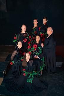 """""""ALBA"""", להקת קומפאס בניהולה האמנותי של מיכל נתן/ ביקורת מחול מאת רות אשל"""