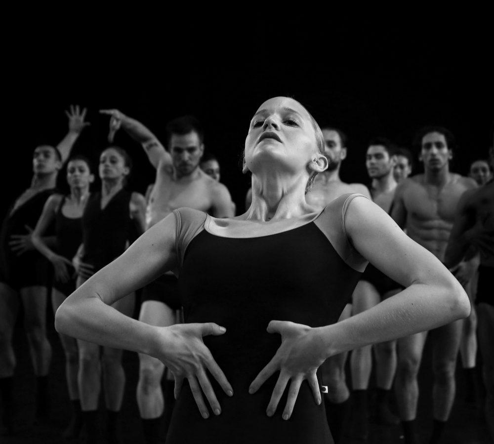 Carmen Nova/ שרון אייל וגיא בכר/הבלט הישראלי/ בית האופרה, תל אביב-יפו 16.5.2018